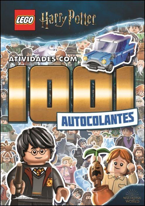 LEGO® Harry Potter - Atividades com 1001 Autocolantes