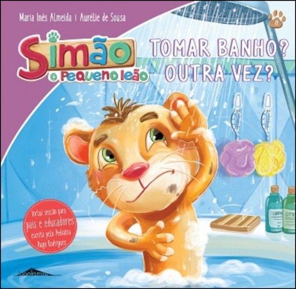 Simão, o Pequeno Leão 8 - Tomar Banho? Outra Vez?