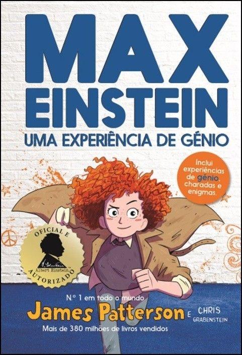 Max Einstein 1 - Uma Experiência de Génio