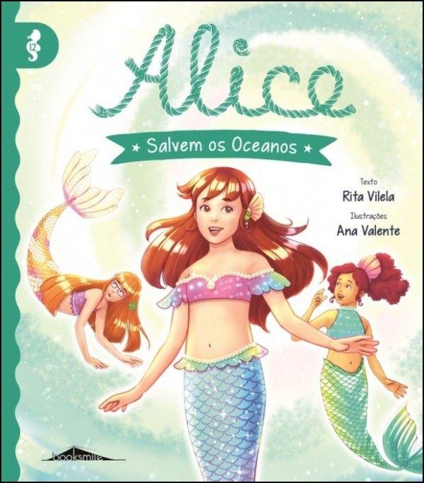 Alice - Salvem os Oceanos - N.º 12