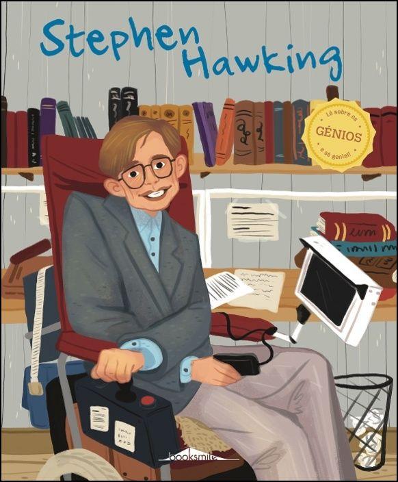 Génios 11 - Stephen Hawking
