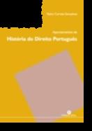 Apontamentos de História do Direito Português