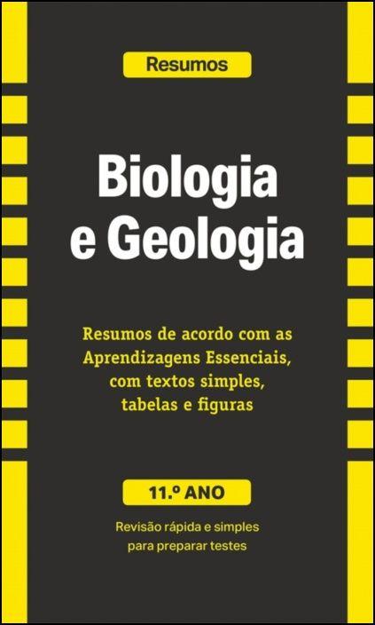 Resumos - Biologia e Geologia - 11.º Ano