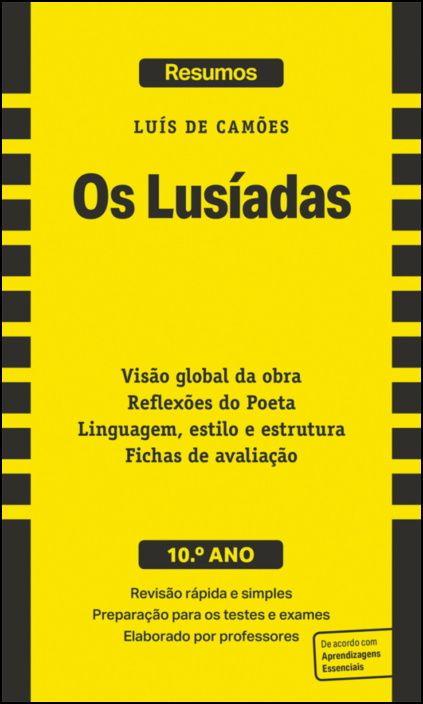 Resumos - Os Lusíadas - Luís de Camões - 10.º Ano