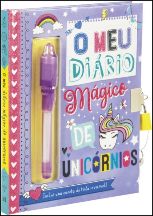 O Meu Diário Mágico de Unicórnios