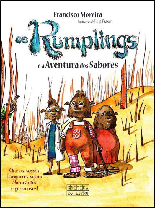 Os Rumplings 1 - Os Rumplings e a Aventura dos Sabores