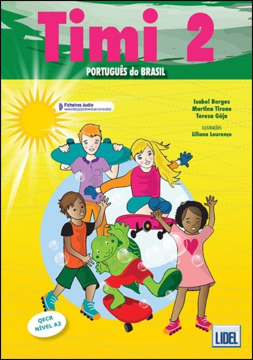Timi 2 - Livro do Aluno - Português do Brasil