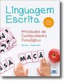 Linguagem Escrita - Atividades de Conhecimento Fonológico