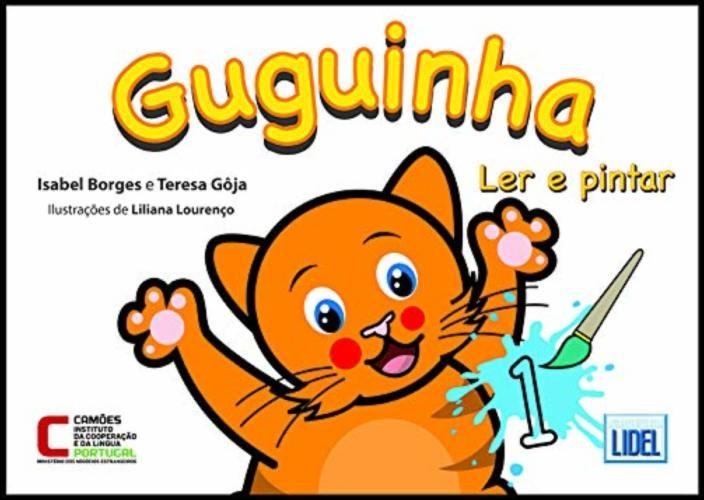 Guguinha - Ler e Pintar 1