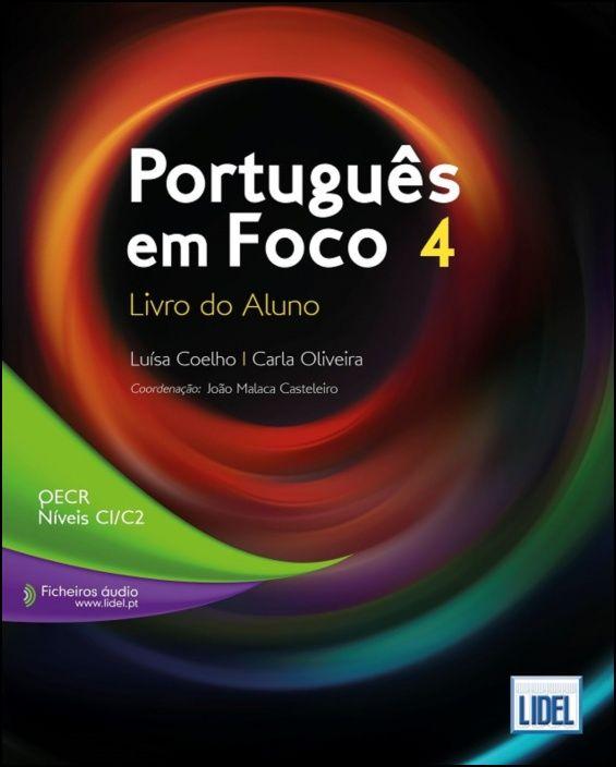 Português em Foco 4 - Livro do Aluno