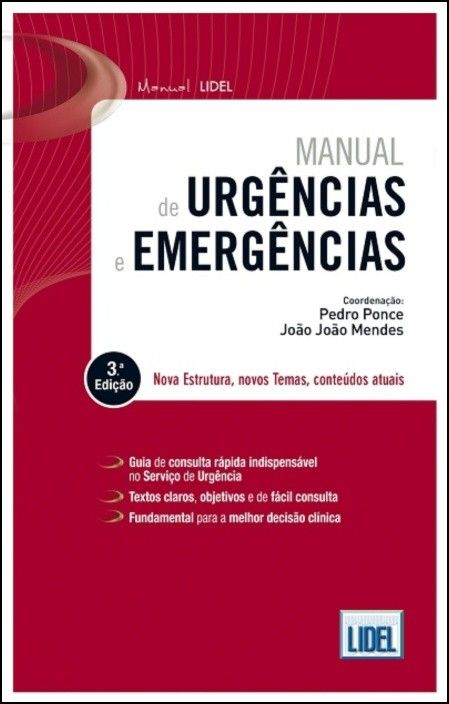 Manual de Urgências e Emergências
