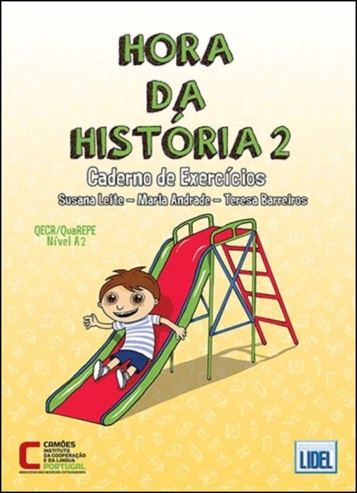 Hora da História 2 - Caderno de Exercícios