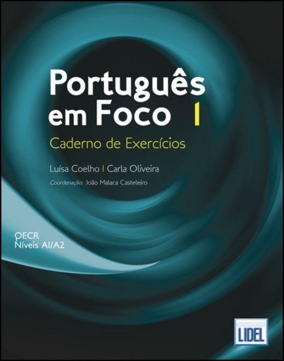 Português em Foco 1 - Caderno de Exercícios