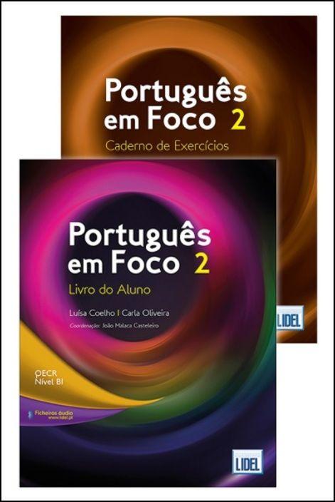 Português em Foco 2 - Pack Económico (Livro do Aluno+ Caderno de Exercícios)