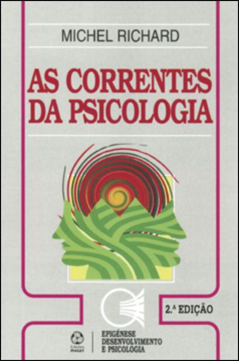 As correntes da Psicologia