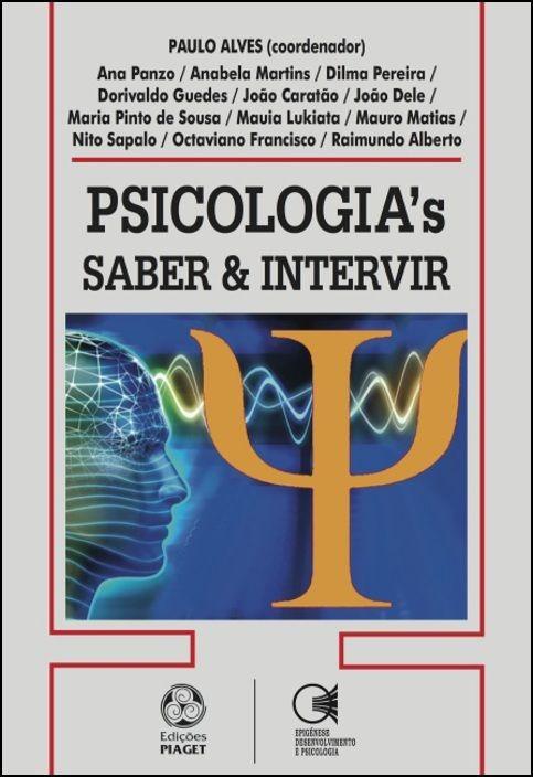 Psicologia's Saber & Intervir