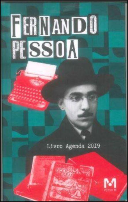 Livro-Agenda Literária Fernando Pessoa 2019