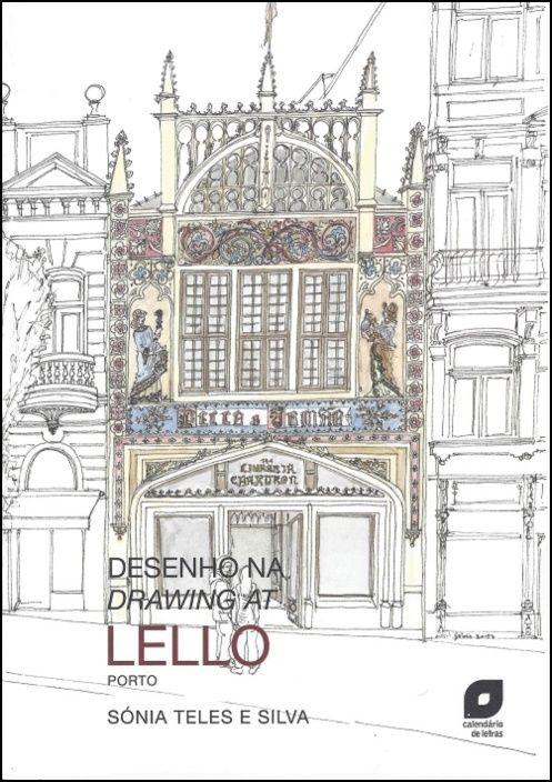 Desenho na Lello / Drawing at Lello
