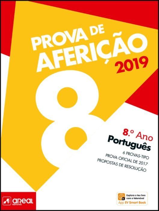 Prova de Aferição 2019 - Português - 8.º Ano