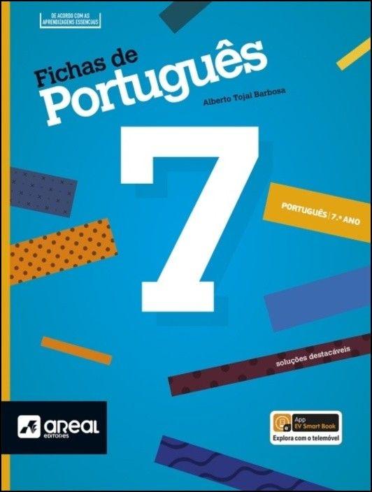 Fichas de Português 7 - 7.º Ano