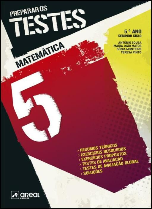 Preparar os Testes - Matemática - 5.º Ano