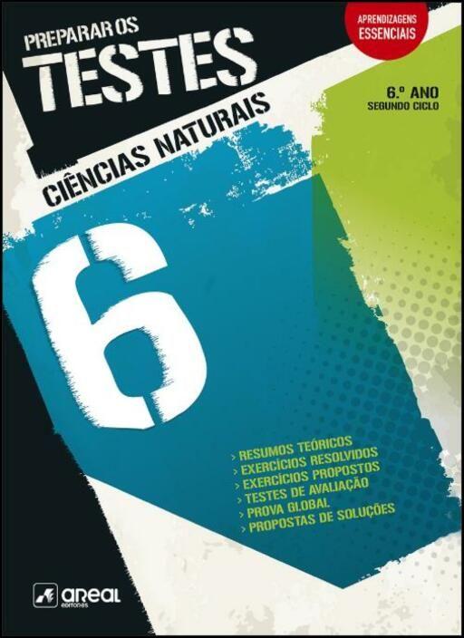Preparar os Testes - Ciências Naturais - 6.º Ano