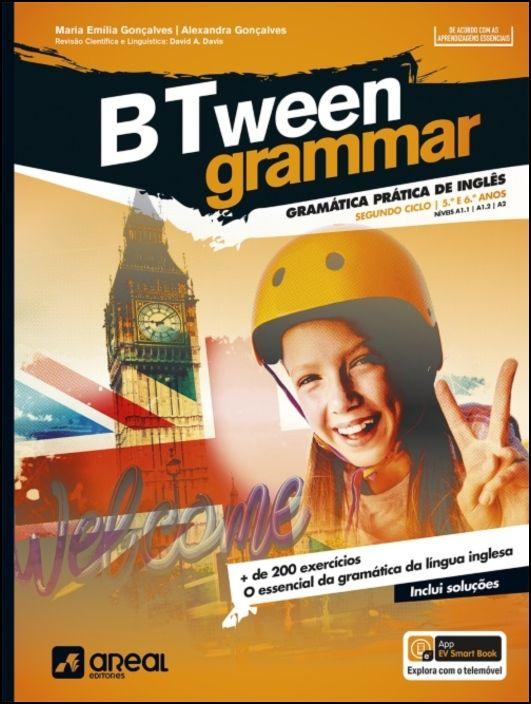 BTween Grammar - Inglês - 5.º e 6.º Anos
