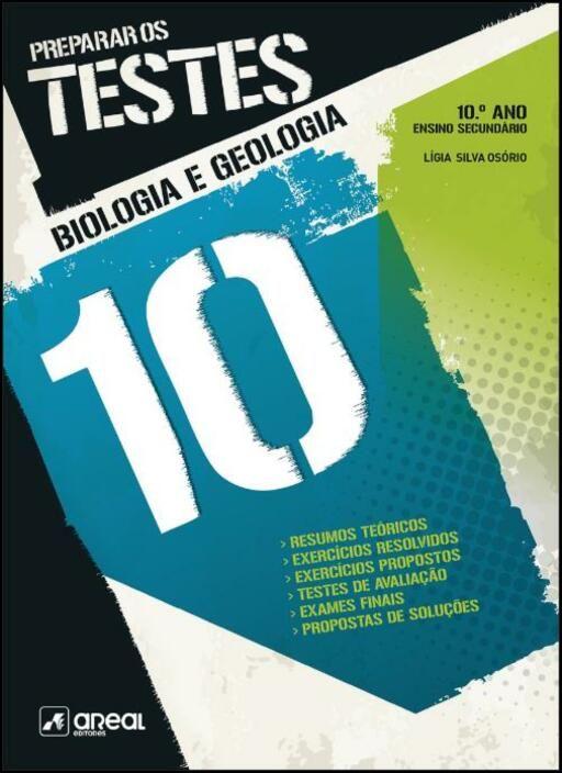 Preparar os Testes - Biologia e Geologia - 10.º Ano