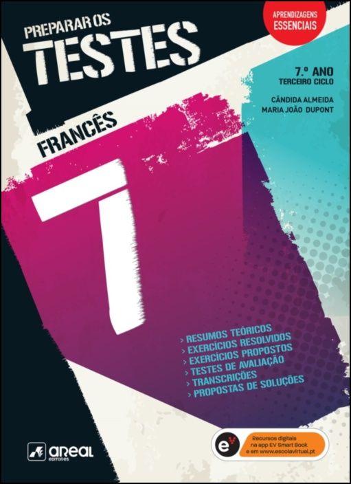 Preparar os Testes - Francês 7 - 7.º Ano