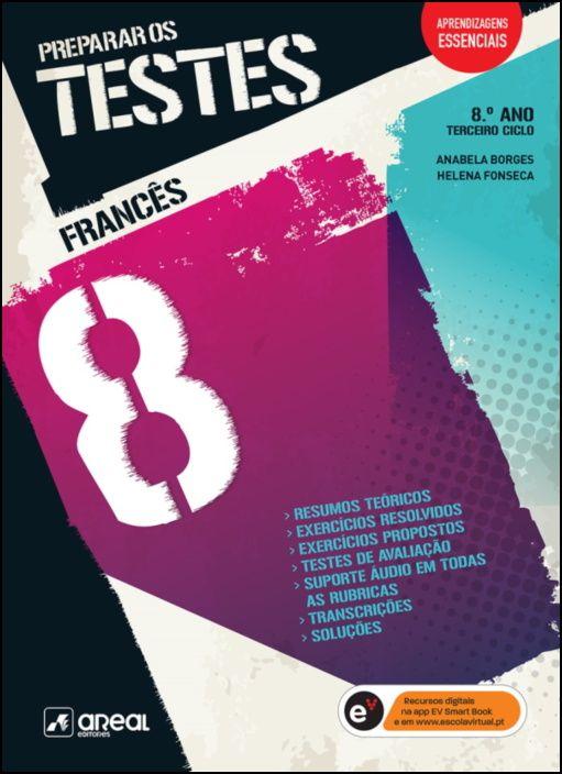 Preparar os Testes - Francês 8 - 8.º Ano