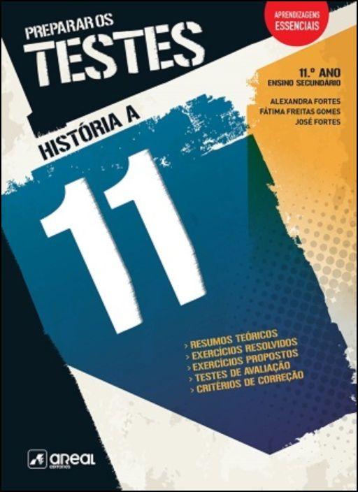 Preparar os Testes - História 11 A - 11.º Ano