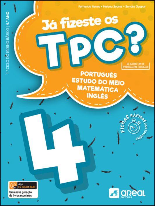 Já fizeste os TPC? 4