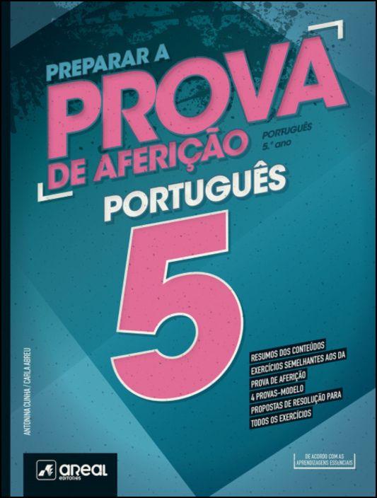 Preparar a Prova de Aferição - Português 5 - 5.º Ano