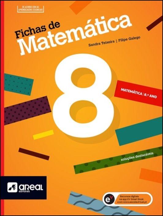 Fichas de Matemática 8 - 8.º Ano
