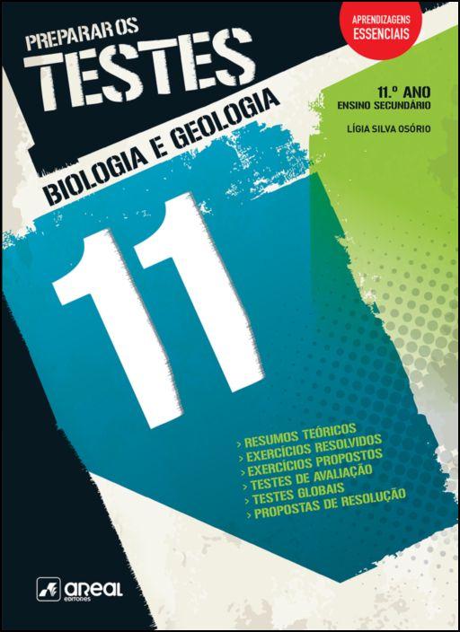 Preparar os Testes  Biologia e Geologia 11  11.º Ano