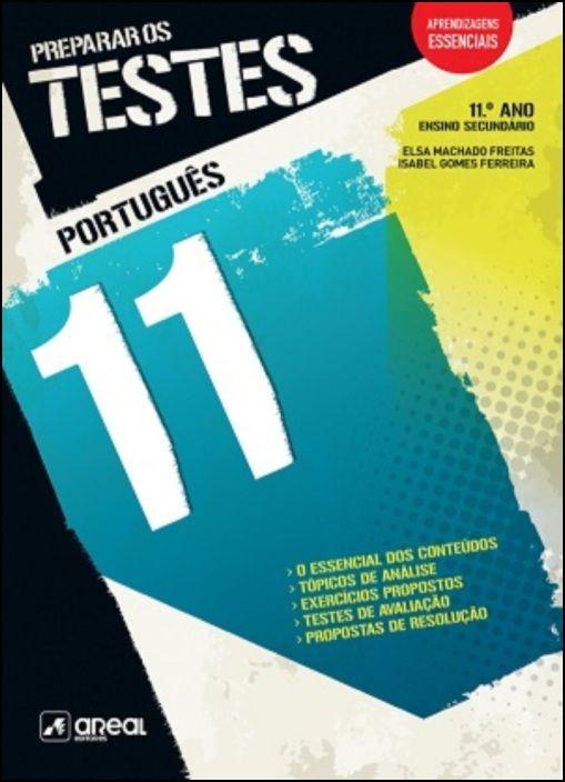 Preparar os Testes - Português 11 - 11.º Ano