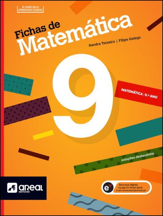 Fichas de Matemática 9 - 9.º Ano