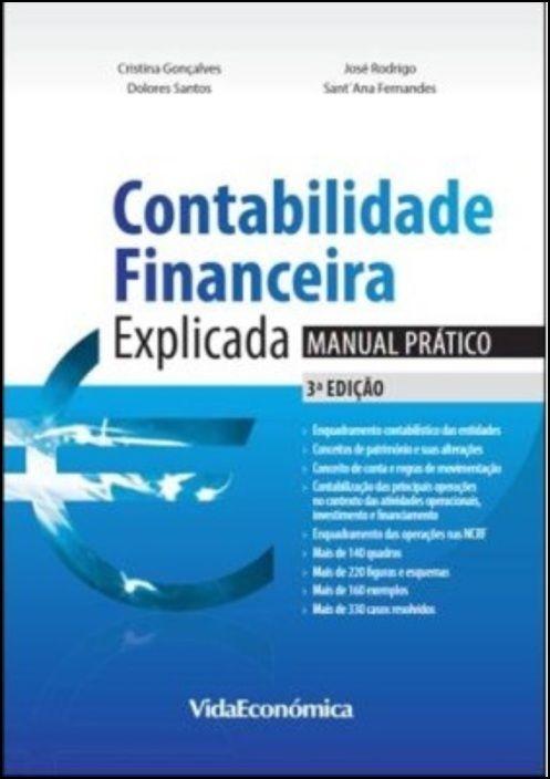 Contabilidade Financeira Explicada - Manual Prático