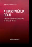 A Transparência Fiscal - Contributo para a compreensão do artigo 6.º do CIRC