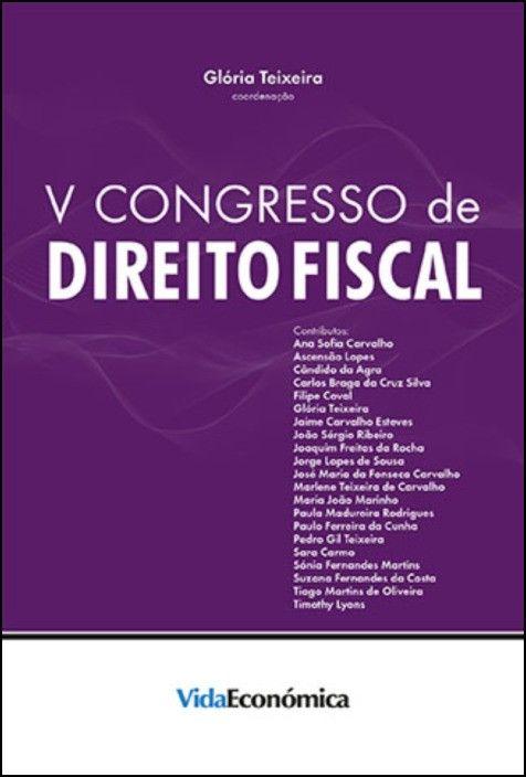 V Congresso de Direito Fiscal