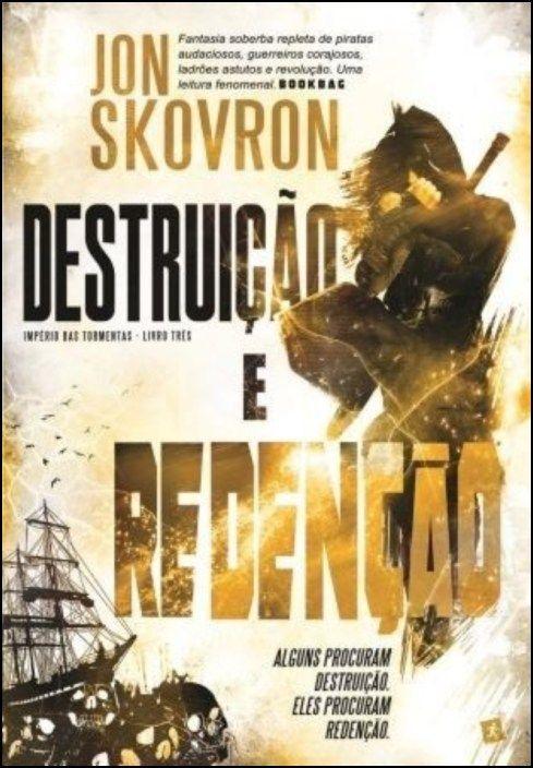Império das Tormentas: destruição e redenção - Livro 3