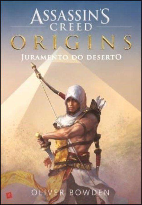 Assassin´s Creed Origins - Juramento do Deserto