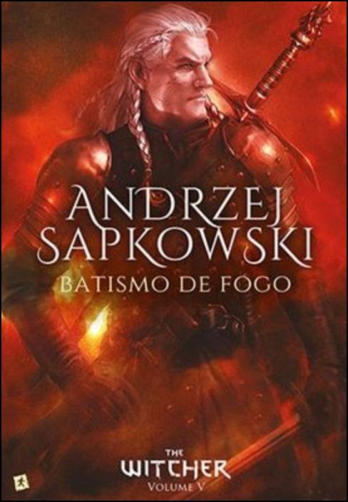 The Witcher: batismo de fogo - Vol. V
