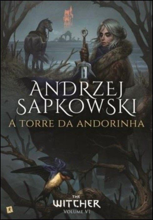 The Witcher: a torre da andorinha - Vol. VI