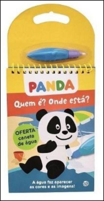 Panda - Quem é? Onde está?