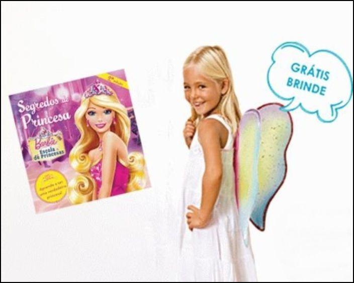 Barbie Segredos de Princesa (Oferta de Asas)