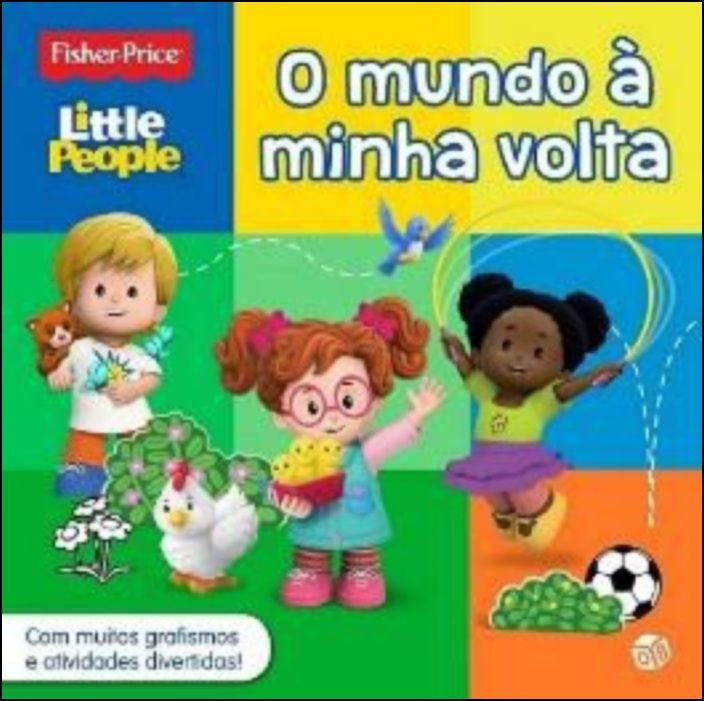 Little People - O Mundo à Minha Volta