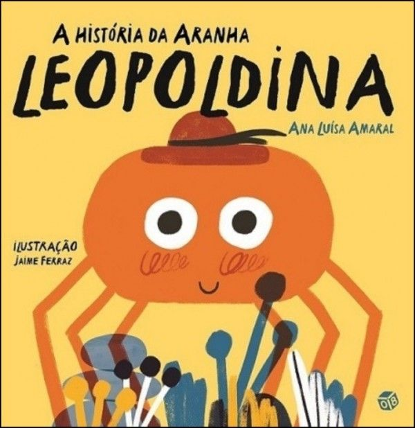 A História da Aranha Leopoldina