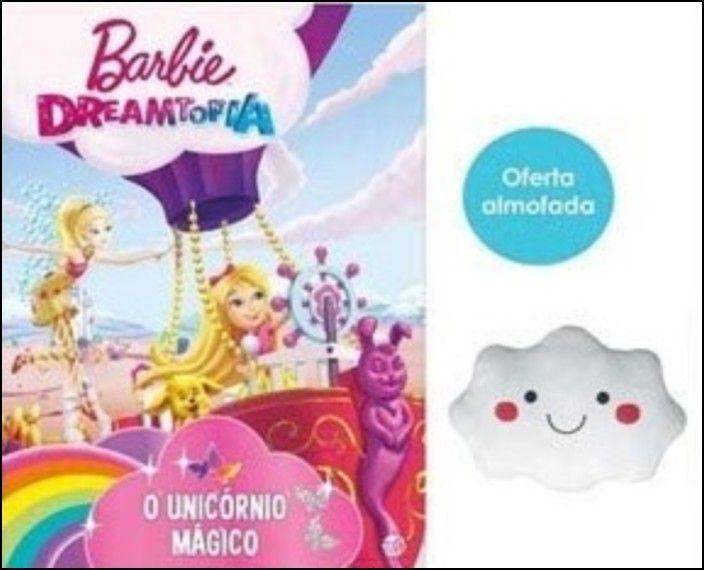 Barbie Dreamtopia- O Unicórnio Mágico