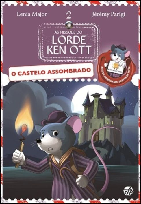 As Missões do Lorde Ken Ott - O Castelo Assombrado